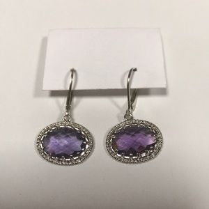 Jewelry - Beautiful Oval Dangle Earrings